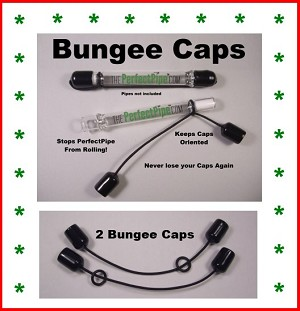 PerfectPipe® Bungee Caps 2pcs